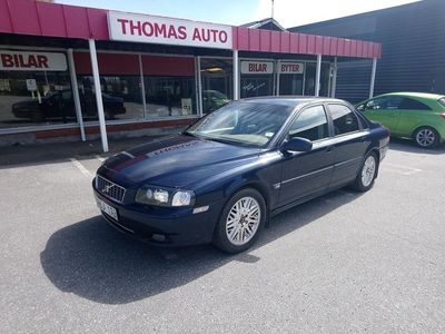 begagnad Volvo S80 T6 Automat 272hk