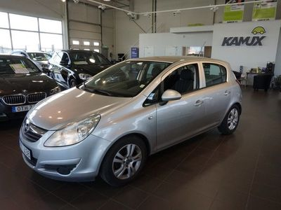 begagnad Opel Corsa 1.3 CDTI ecoFLEX Manuell, 95hk SoV