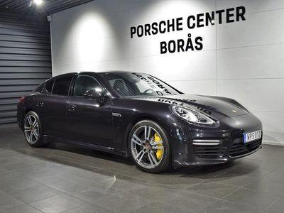 begagnad Porsche Panamera Turbo Turbo / Låga mil