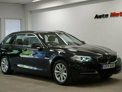 begagnad BMW 520 d xDrive Touring Steptronic Euro 6 190hk 2.95 Ränta