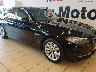 used BMW 520 d xDrive Sedan 190HK AUT DRAG TAKLUCKA PDC