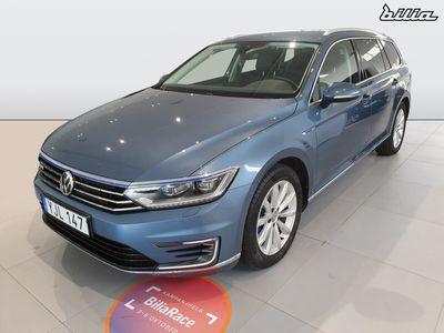 begagnad VW Passat Variant