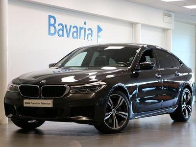 begagnad BMW 640 i xDrive Gran Turismo GT M-Sport Aut Nypris 928.700:-