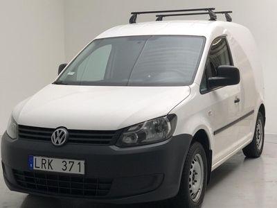 begagnad VW Caddy 1.6 TDI Skåp (102hk)