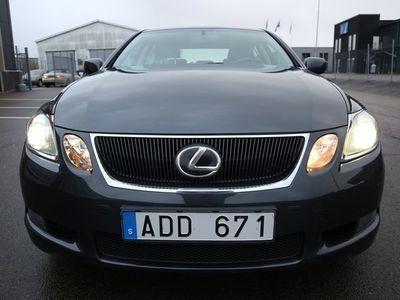 begagnad Lexus GS450H 3.5 V6 CVT 345hk