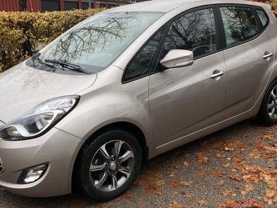 begagnad Hyundai ix20 1.6 Manuell 125hk