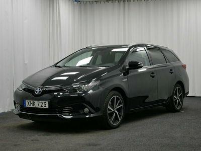 begagnad Toyota Auris Touring Sports Hybrid 1.8