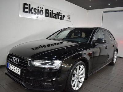 begagnad Audi A4 Avant 2.0 TDI quattro S Line Ränta 1,95% Euro 6