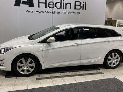 begagnad Hyundai i40 1.7 CRDI aut Premium
