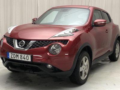 begagnad Nissan Juke 1.6