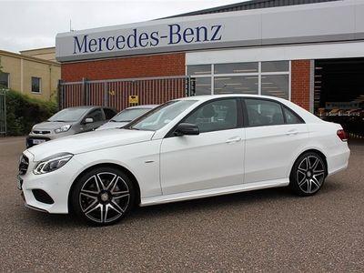 begagnad Mercedes E350 Bluetec 4-Matic Sedan AMG Paket mm