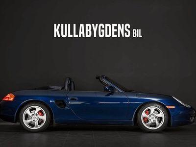 begagnad Porsche Boxster S 3.2 2001, Personbil 169 000 kr