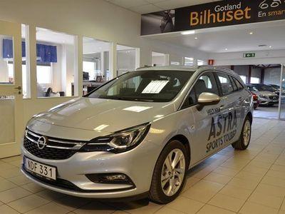 begagnad Opel Astra 4 Turbo Dynamic *Årets Bil 2016*