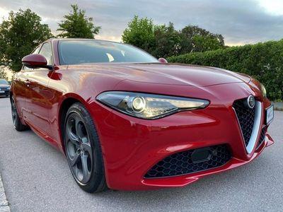 begagnad Alfa Romeo Giulia 2.2 JTDM Super 180hk RWD