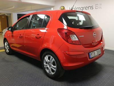 begagnad Opel Corsa Enjoy 5-dörrar 1.2