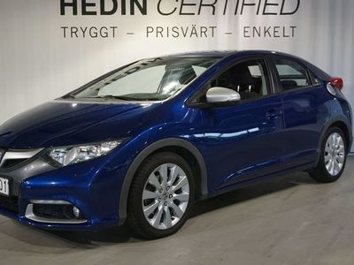 begagnad Honda Civic 2.2 DTEC Sport/Backkamera
