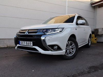 brugt Mitsubishi Outlander P-HEV 2.0 Hybrid 4WD CVT -16