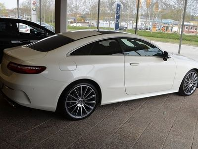 usata Mercedes 300 E-KLASSCoupé AMG Aut Läder Panoramatak Euro6 Svensksåld