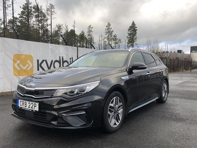 begagnad Kia Optima Hybrid Sport Wagon P-HEV 2.0 GDi Plug-in SW (205hk) Advance & Automat, 2019