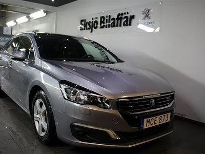 begagnad Peugeot 508 SW ACTIVE BlueHDi 120 Automat *Ränta 1,95%*