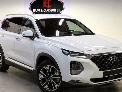 begagnad Hyundai Santa Fe 2.4 GDI 7s 6AT 4WD Premium 2020, SUV 424 900 kr