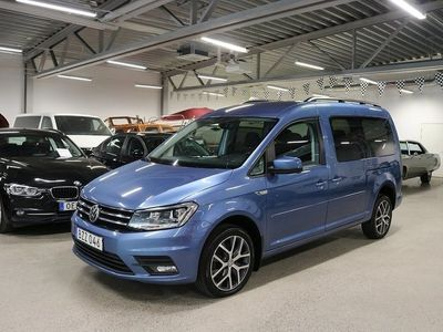 begagnad VW Caddy Maxi Life 2.0TDI 4Motion 150