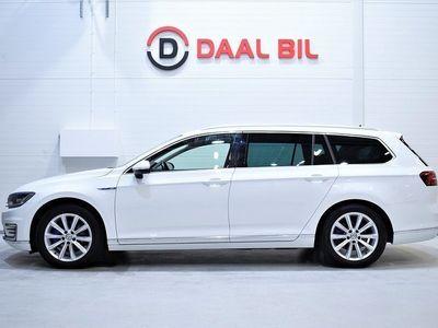 begagnad VW Passat GTE 218HK EXECUTIVE B-VÄRM DYNAUDIO DRAG MOMS