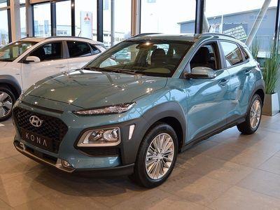 brugt Hyundai Kona 1.6 DCT-7 4WD Trend
