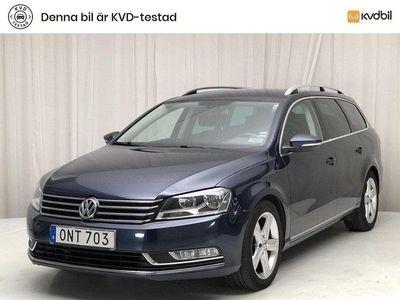 begagnad VW Passat 2.0 TDI BlueMotion Technolo