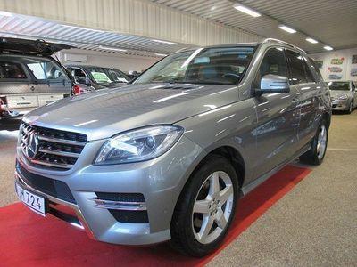 begagnad Mercedes ML350 Bluetec 4matic AMG -13