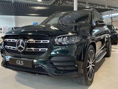 begagnad Mercedes GLS400 - Benz4MATIC / / Fullutrustad / / 7 sits / /