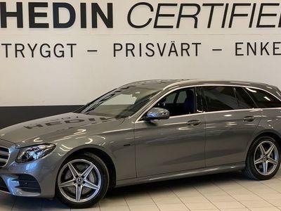 begagnad Mercedes E300 - BenzPlug - in Hybrid AMG