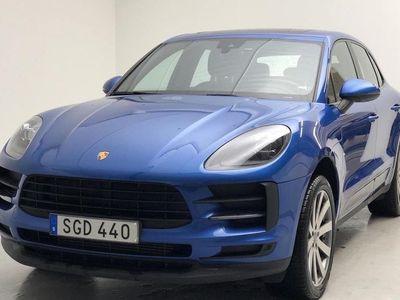 begagnad Porsche Macan (245hk)