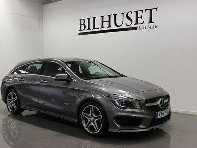 begagnad Mercedes CLA250 AMG SPORT*RÄNTA 1.95%