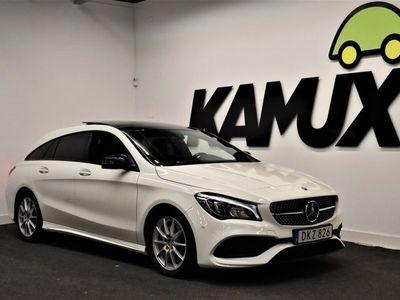 begagnad Mercedes CLA250 Shooting Brake |AMG | Pano | GPS | H&K |