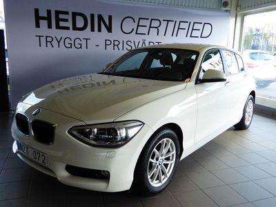 begagnad BMW 116 i 5-door Manuell, 136hk