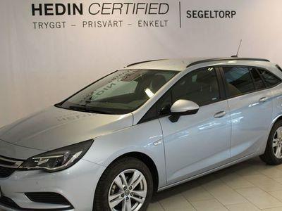 brugt Opel Astra 1,4 T 125HK SPORTS TOURER S+V-HJUL