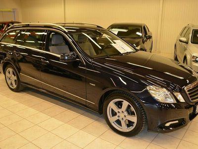 begagnad Mercedes E350 E BenzCDI Avantgarde BlueEFFICIENCY 7G-Tronic Drag 2010, Kombi Pris 139 000 kr