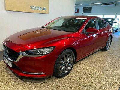 begagnad Mazda 6 SEDAN 2.0 VISION 165HK / NAVI / PDC / MANUELL
