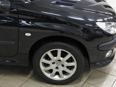 begagnad Peugeot 206 CC 1.6 | Cabriolet