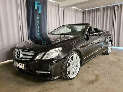 begagnad Mercedes E200 207