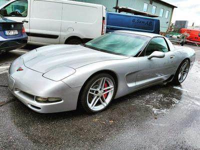 begagnad Corvette Z06 C5480hk