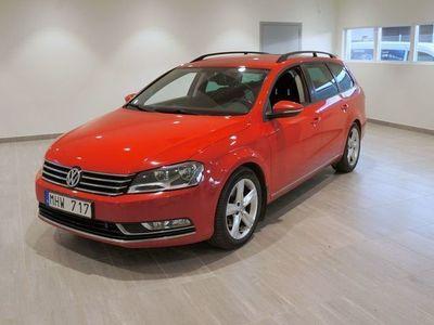 begagnad VW Passat VARIANT 2.0 TDi BlueMotion 140Hk Manuell