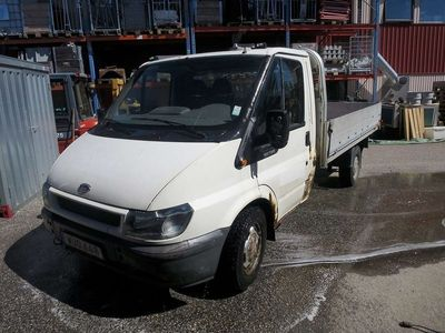 begagnad Ford Transit Chassis Cab 2.0 TDCi 99hk