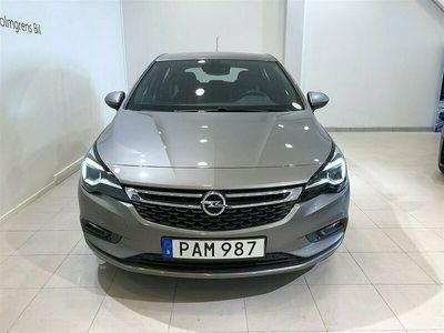 begagnad Opel Astra 1.4T 125hk Enjoy 5-D Dragkrok Lågskatt