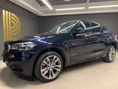 begagnad BMW X6 xDrive30d M Sport Navi Eu6 258hk Skinn