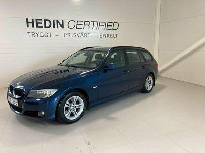 begagnad BMW 318 3 - serien e91 d / Facelift / infällbart drag