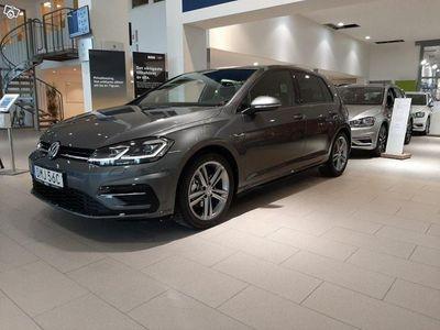 begagnad VW Golf 1.5 TSI DSG Sport, R-line -20