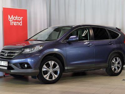 begagnad Honda CR-V 1.6 i-DTEC Lifestyle Drag V-Hjul