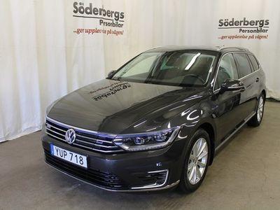 begagnad VW Passat Variant GTE Executive Business / DRAG / VÄRMARE